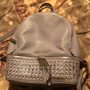 NWT Michael Kors Rhea Medium Backpack